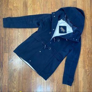 Pendleton Roslyn Lambswool Hooded Coat